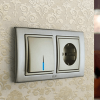Установка выключателей в Люберцах. Монтаж, ремонт, замена выключателей, розеток Люберцы.